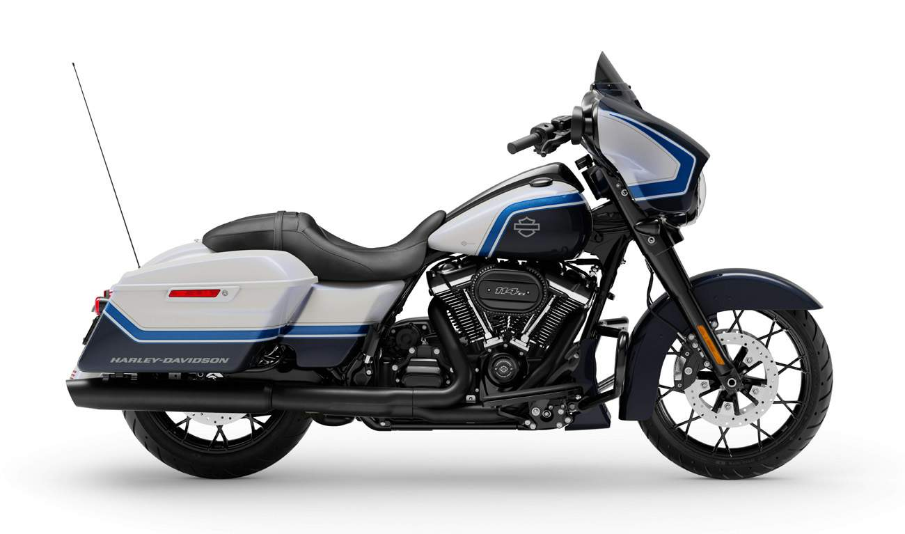 Harley-Davidson Harley Davidson Street Glide Special Arctic Blast Limited Edition technical specifications